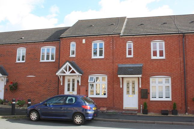 Thumbnail Semi-detached house to rent in Railway Walk, Bromsgrove