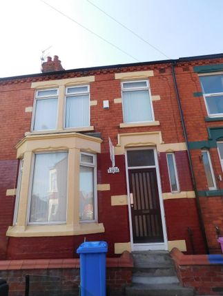 Thumbnail Flat to rent in Nithsdale Road, Liverpool