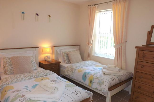 Twin Bedroom of Commons Road, Pembroke SA71