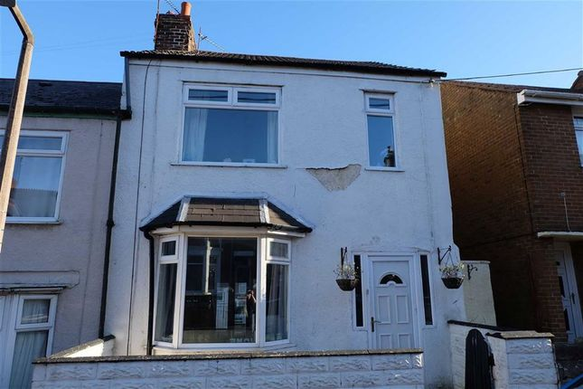 Thumbnail End terrace house for sale in Everard Street, Barry, Vale Of Glamorgan