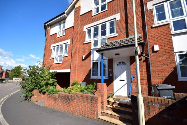 Thumbnail Terraced house to rent in King William Street, Exeter