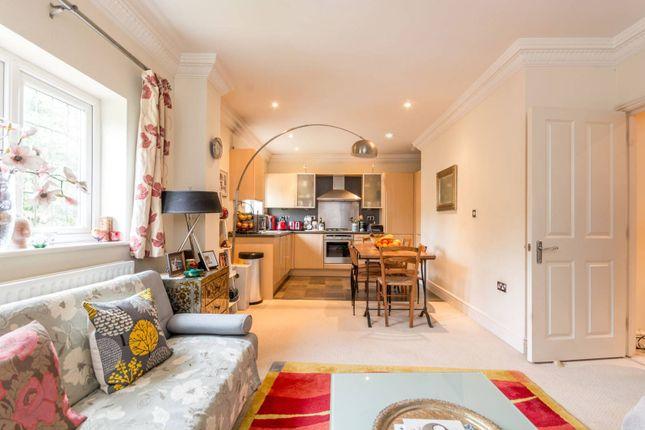 Thumbnail Flat to rent in Heath House Road, Worplesdon, Woking