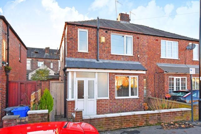 Front of Rosedale Gardens, Off Ecclesall Road, Sheffield S11