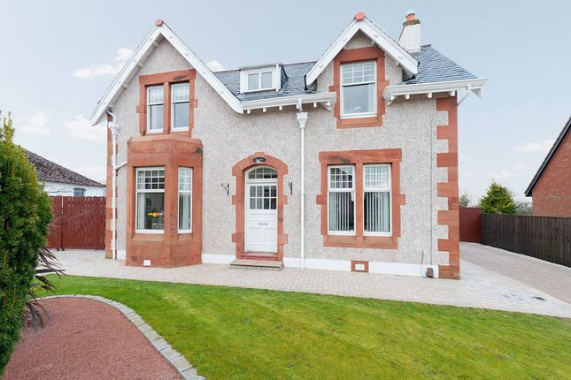 Thumbnail Detached house for sale in Bothkennar Road, Falkirk
