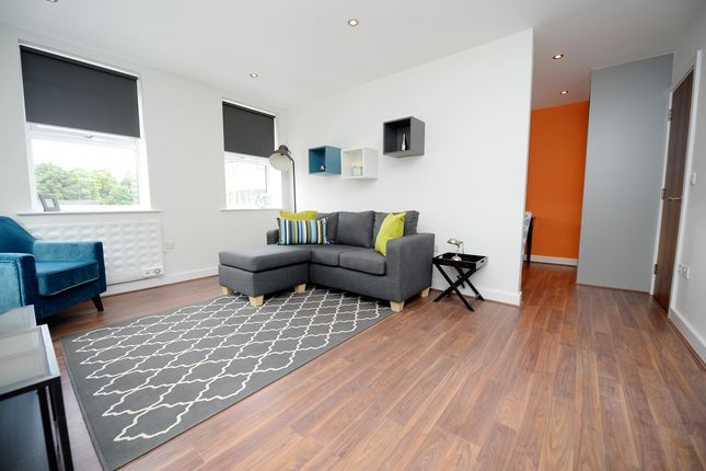 Thumbnail Flat to rent in Pear Street, Sheffield