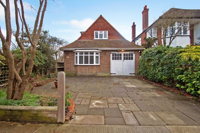 Thumbnail Detached bungalow to rent in Alric Avenue, New Malden