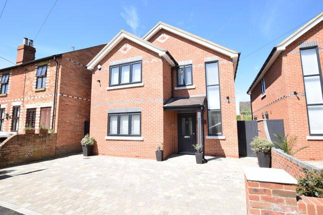 Thumbnail Detached house for sale in Norton Road, Reading, Berkshire