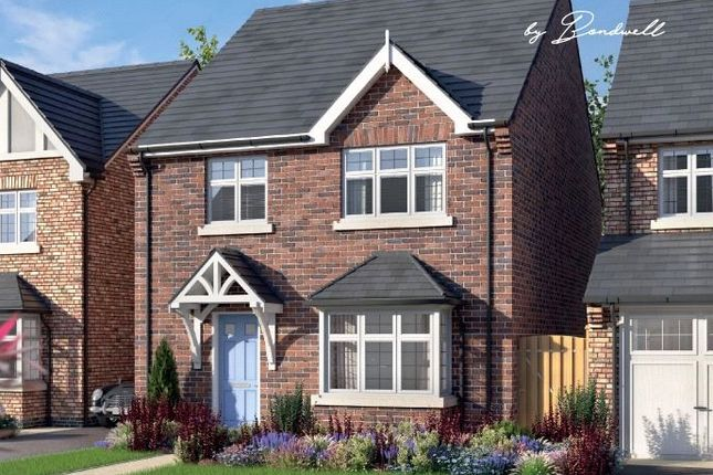 Thumbnail Detached house for sale in Nutbrook, Shipley Park Gardens, Marlpool, Derbyshire
