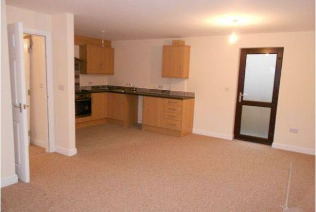 Thumbnail 2 bed flat to rent in Victoria Place, Lockerbie