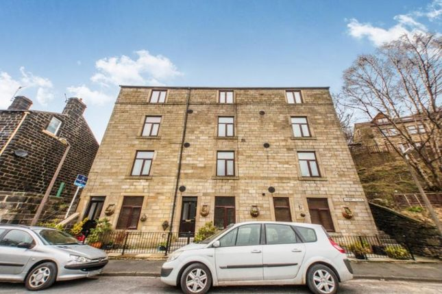 Thumbnail Flat for sale in Hollins Road, Todmorden
