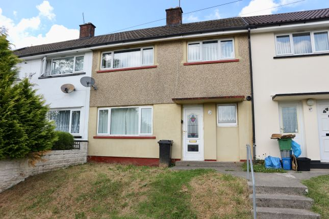 Thumbnail Terraced house for sale in Elm Grove, Gurnos, Merthyr Tydfil