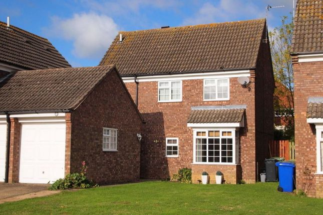 Thumbnail Detached house for sale in Falcon View, Greens Norton, Towcester