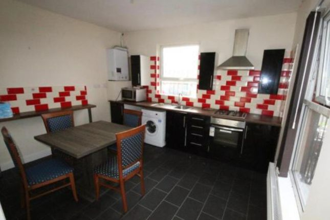 Thumbnail Shared accommodation to rent in Burley Lodge Street, Hyde Park, Leeds