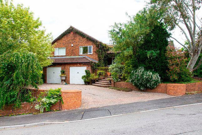 Thumbnail Detached house for sale in Heol-Y-Glyn, Treharris