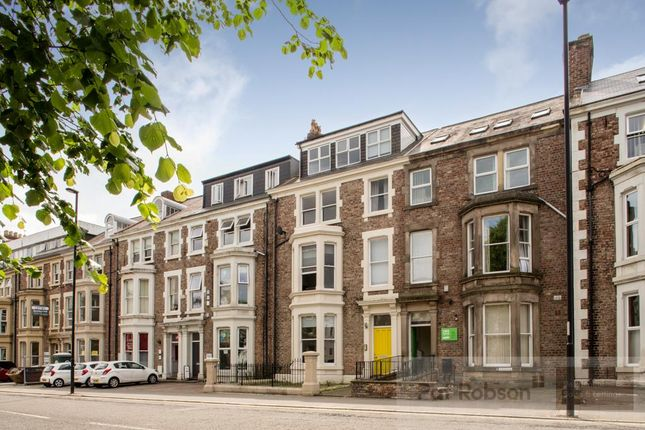 Thumbnail Flat to rent in Portland Terrace, Sandyford, Newcastle Upon Tyne