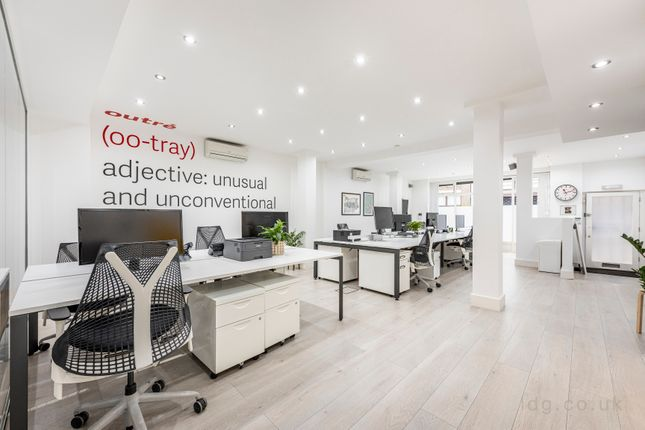 Thumbnail Office for sale in Brownlow Mews, London