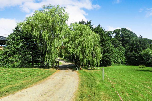 Thumbnail Land for sale in Grove Stables, Kirklevington, Yarm