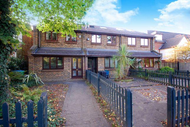 Thumbnail End terrace house for sale in Oak Avenue, Hampton
