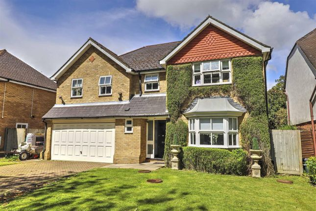 Thumbnail Detached house for sale in Holm Grove, Hillingdon