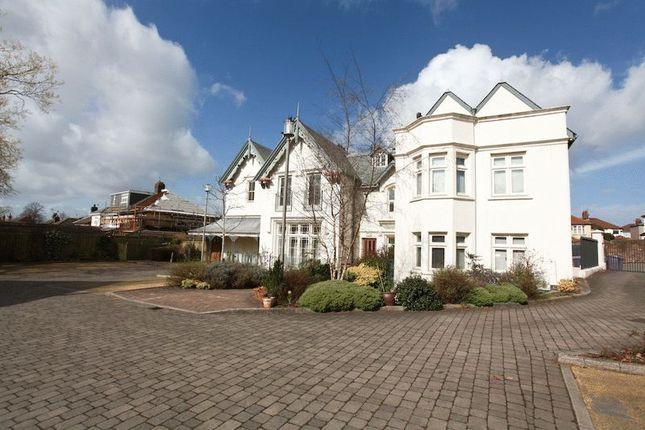 Thumbnail Flat to rent in Holmefield Road, Aigburth, Liverpool