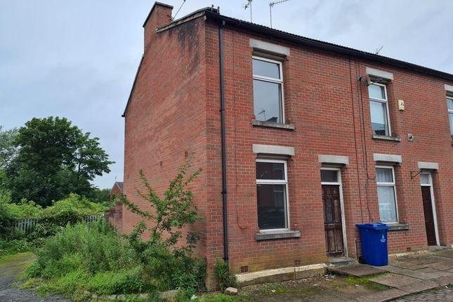Front of Bonsall Street, Blackburn BB2