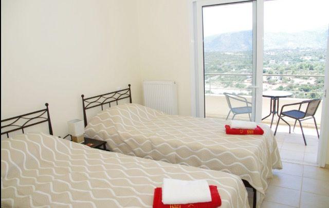 Villas Poppy & Hibuscus Twin Bedroom With En-Sui…Shower Room