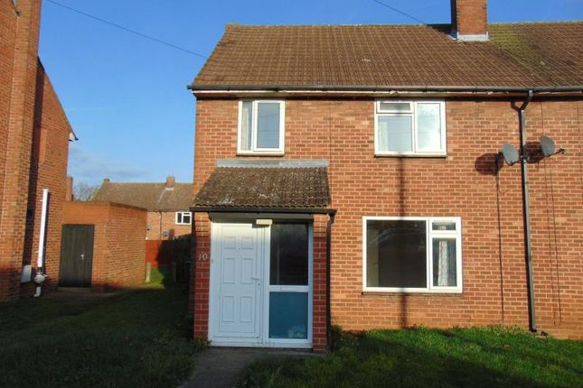 Thumbnail Semi-detached house to rent in Beech Close, Cranwell, Sleaford