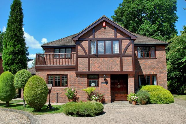 Thumbnail Detached house for sale in Wedgewood Gardens, Bransgore, Christchurch