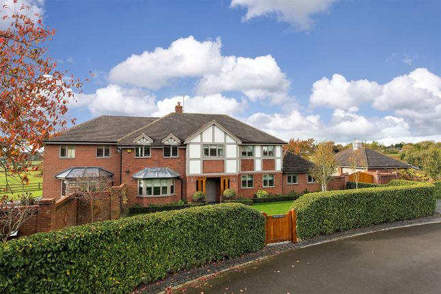 Thumbnail Detached house for sale in Whitley Hill, Henley-In-Arden