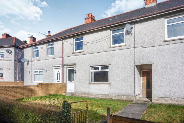 Thumbnail Terraced house for sale in Llwyn-On Crescent, Blackwood