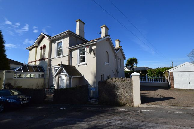 Thumbnail Semi-detached house for sale in Vansittart Road, Torquay
