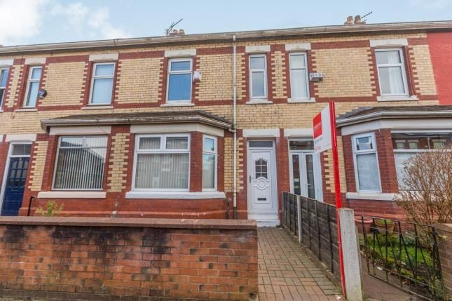 Thumbnail Terraced house for sale in Lillian Street, Old Trafford, Manchester, Greater Manchester