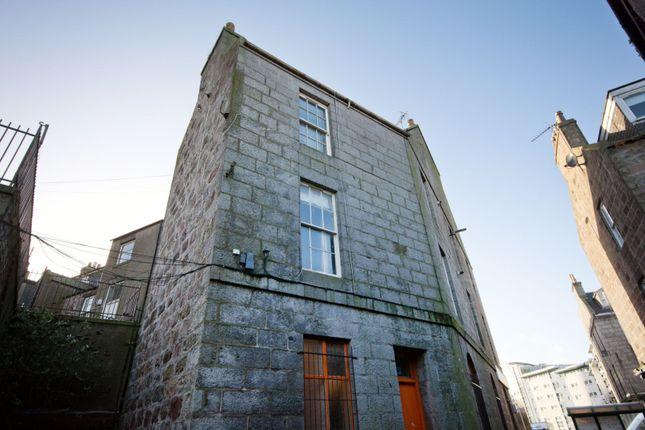 Rear View of King Street, Aberdeen AB24