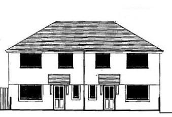Thumbnail Semi-detached house for sale in College Lane, Redruth Highway, Redruth
