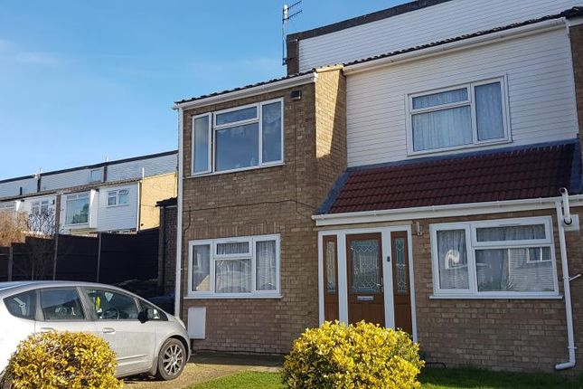 Thumbnail Semi-detached house to rent in Close To Town Centre, Hemel Hempstead