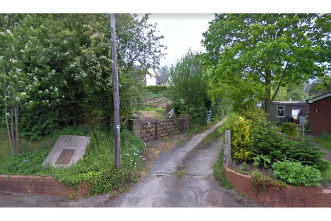 Thumbnail Land for sale in Poorscript Lane, Grosmont