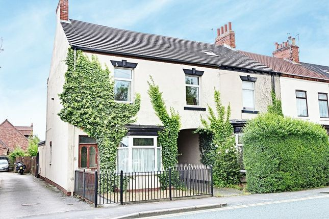 Thumbnail Terraced house for sale in Albany Villas, Hull Road, Hessle