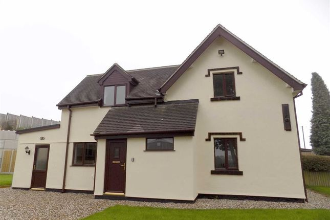 Thumbnail Semi-detached house for sale in Springwood Road, Newcastle, Staffordshire