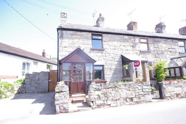 Thumbnail End terrace house for sale in Llys Celyn, Ffordd Ty Newydd, Prestatyn