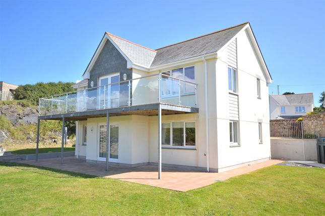 Thumbnail Detached house for sale in Meaver Road, Mullion, Helston