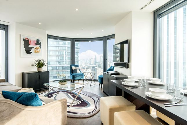 Thumbnail Flat for sale in Chronicle Tower, 261B City Road