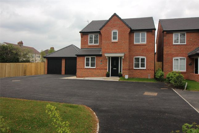 Thumbnail Detached house for sale in Memorial Drive, Mallory Park, Birkenhead, Merseyside