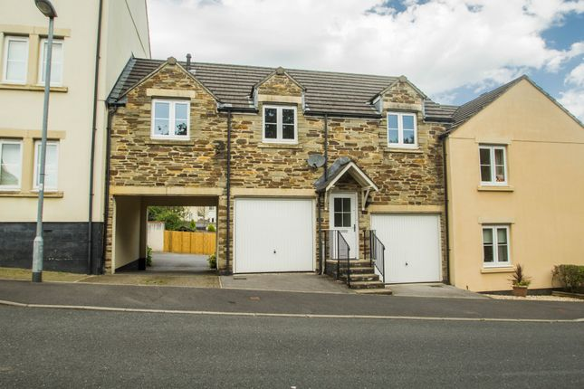 Thumbnail Detached house for sale in Goldfinch Gardens, Whitchurch, Tavistock