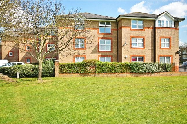 Thumbnail Flat for sale in Cresswell Court, Douglas Road, Stanwell, Surrey