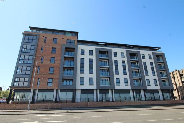 Thumbnail Flat to rent in Cannon Court, Cowan Street, Kirkcaldy