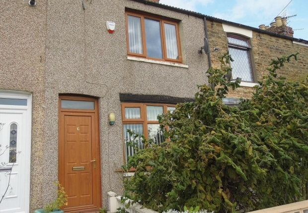 Thumbnail Terraced house for sale in Jubilee Street, Toronto, Bishop Auckland