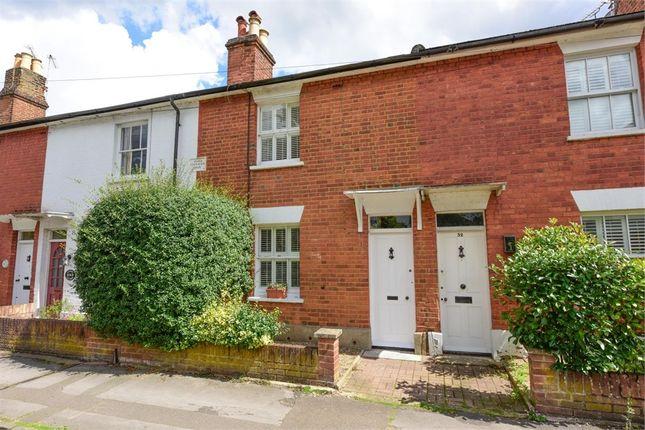 Thumbnail Cottage for sale in York Road, Weybridge, Surrey