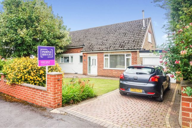 Thumbnail Detached house for sale in Caddle Road, Keelby