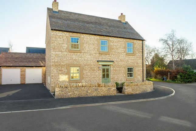 "Thumbnail Detached house for sale in ""Mickleton Lodge"" at Broad Marston Lane, Mickleton, Chipping Campden"