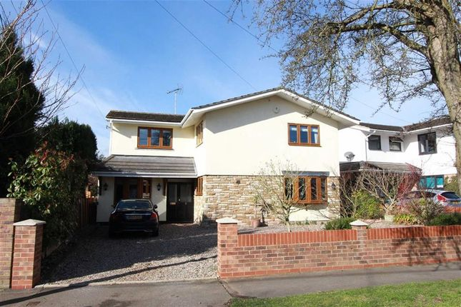 Thumbnail Detached house for sale in Nelson Road, Rayleigh, Essex
